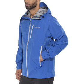 Marmot Speed Jas Heren blauw